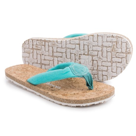 OTZ Shoes Geta Flip-Flops (For Women)