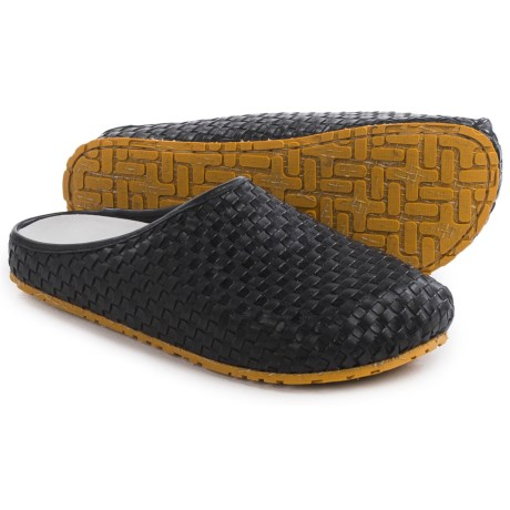 OTZ Shoes House Clogs - Leather (For Men and Women)