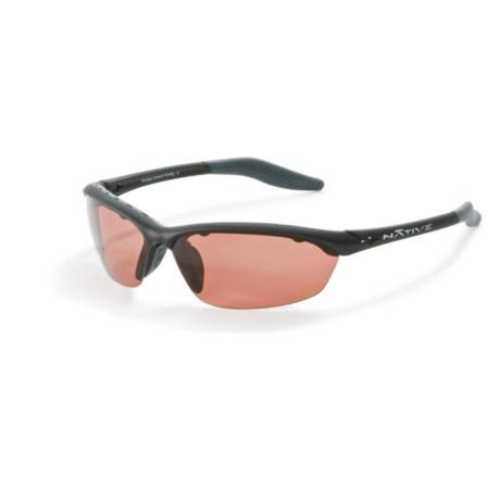 Native Eyewear Hardtop Sunglasses - Polarized, Extra Lenses