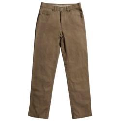 Hiltl Five-Pocket Twill Pants - Cotton-Linen (For Men)