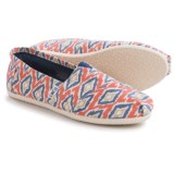 TOMS Canvas Festival Espadrilles (For Women)