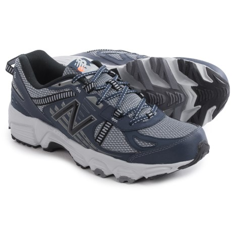 New Balance MT410 V4 Trail Running Shoes (For Men)