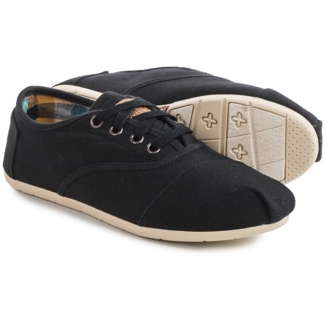 TOMS Cordones Canvas Shoes (For Women)