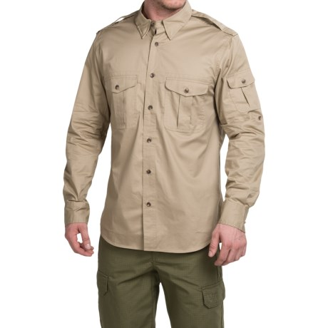 Filson Magnum Bush Shirt - Long Sleeve (For Men)