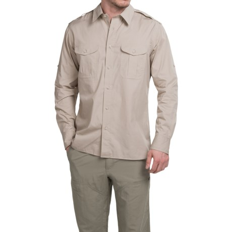 Filson Expedition Shirt - Long Sleeve (For Men)