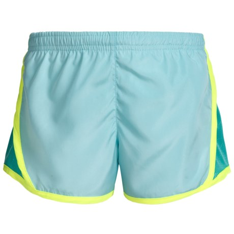 90 Degree by Reflex Running Shorts - Built-In Briefs (For Big Girls)