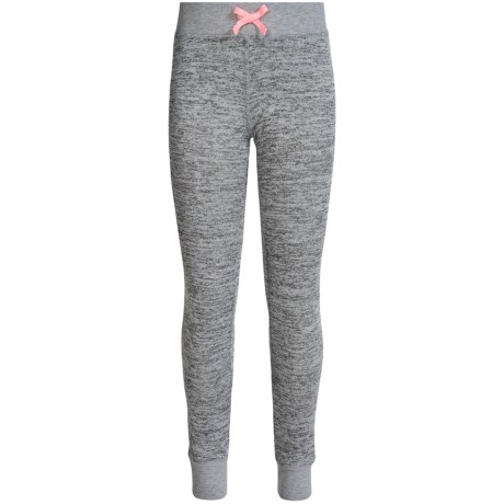 90 Degree by Reflex Shimmer Joggers (For Big Girls)