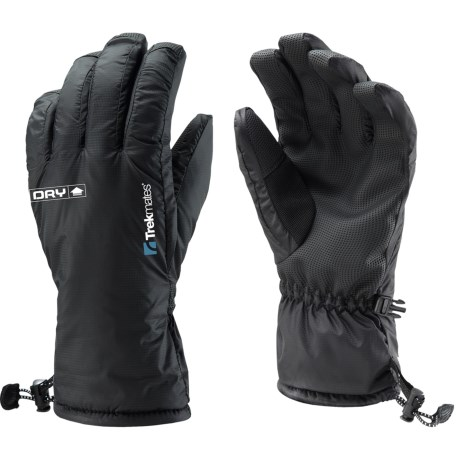 Trekmates Silverhill Gloves - Waterproof, Insulated (For Men)