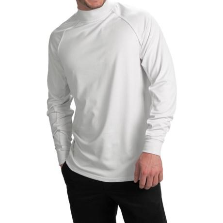 Zero Restriction Z400 Mock Neck Shirt - Long Sleeve (For Men)