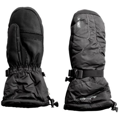 Trekmates Mountain Lite PrimaLoft® Snow Mittens - ion-mask® (For Men)
