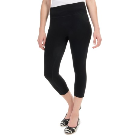 Yummie by Heather Thomson Gabby Seamless Capris (For Women)