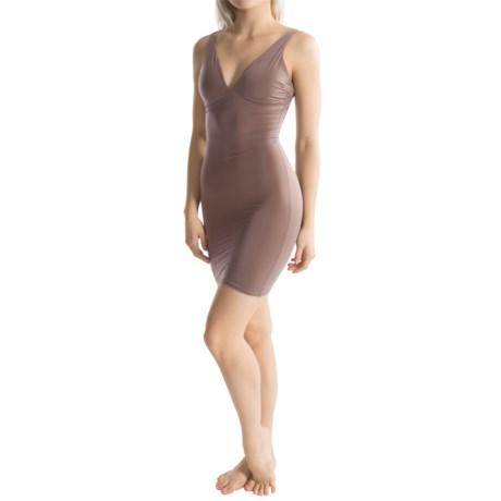 Yummie by Heather Thomson Noel Plunge Shapewear Slip (For Women)