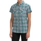 Craghoppers Ellema Shirt - UPF 20+, Short Sleeve (For Women)