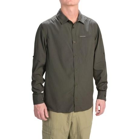 Craghoppers NosiLife Belay Shirt - UPF 40+, Long Sleeve (For Men)