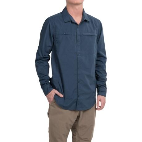 Craghoppers Kiwi Trek Shirt - UPF 40+, Long Sleeve (For Men)