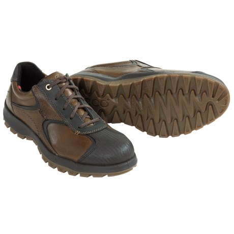 ECCO Ecco Yak Leather Shoes - Urban Flexor (For Men)