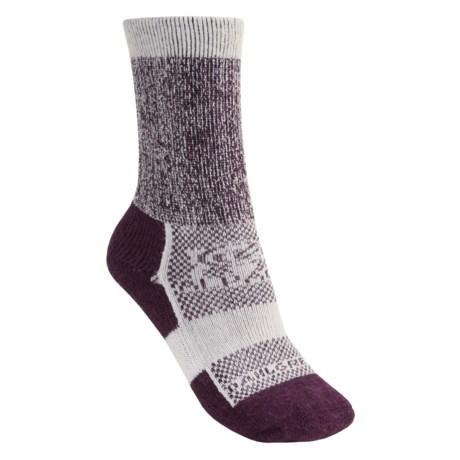 Dahlgren Alpaca Heavyweight Backpacking Socks - (For Women)