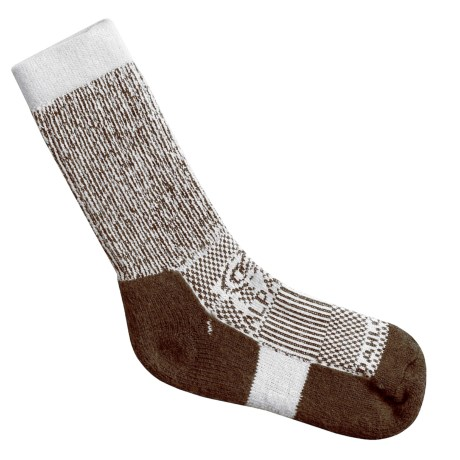 Dahlgren Alpaca Backpacking Socks - Heavyweight (For Men)