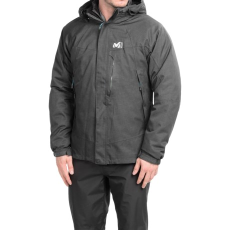 Millet Pobeda PrimaLoft® Jacket - 3-in-1, Waterproof, Insulated (For Men)