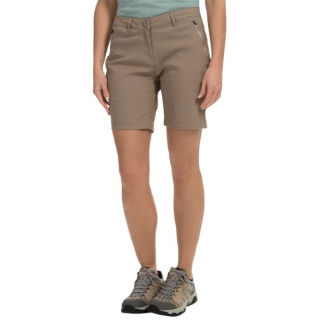 Craghoppers Kiwi Pro Stretch Shorts - UPF 40+ (For Women)