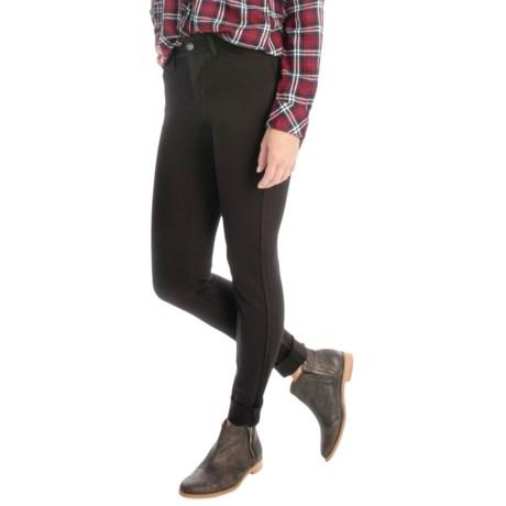 JAG Rowan Slim Pants - Ponte Knit (For Women)
