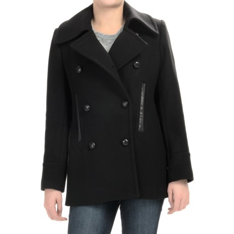 Pendleton Cascade Peacoat - Wool (For Women)