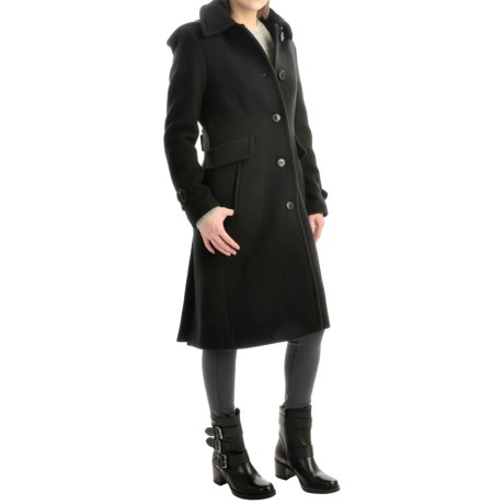 Pendleton Heritage Pacific Long Coat - Wool (For Women)