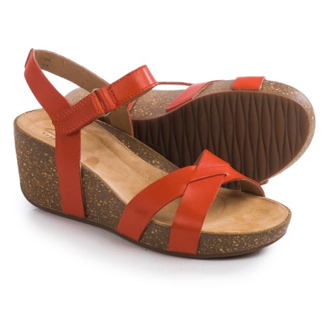 Clarks Temira Compass Wedge Sandals (For Women)