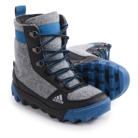 adidas outdoor Felt PrimaLoft® Boots (For Little and Big Kids)