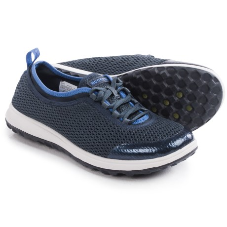Rockport Walk 360 Washable Lace Shoes (For Women)
