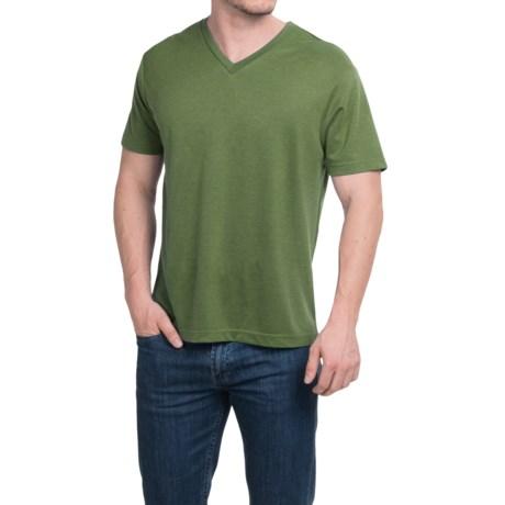 Tricots St. Raphael Birdseye Shirt - Short Sleeve (For Men)