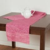 Knack3 Knit-Style Textilene Table Runner