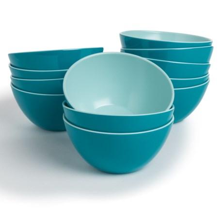 Knack3 Bohemian Brights Bowls - Set of 12