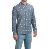 Free Nature Southwest Cotton Shirt - Long Sleeve (For Men)