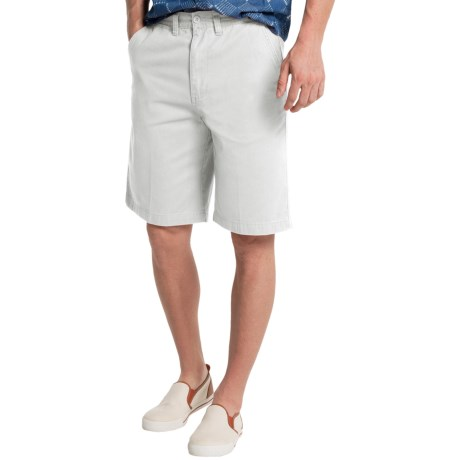Visitor Cotton Shorts (For Men)