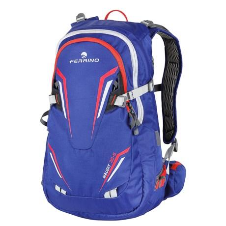 Ferrino Mountaineering Maudit 30+5 Backpack - Internal Frame