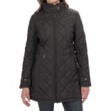 Weatherproof Quilted City Walker Coat (For Women)