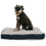 "Telluride Reversible Rectangle Dog Bed - Medium, 28x19"""