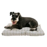 Telluride Windowpane Plaid Crate Mat - Small, 24x18""