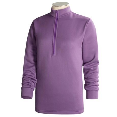 Kenyon Polarskins Long Underwear Shirt - Heavyweight Zip Neck, Long Sleeve (For Women)