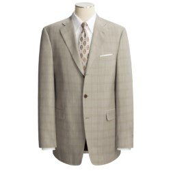 Arnold Brant Plaid Suit - Wool (For Men)