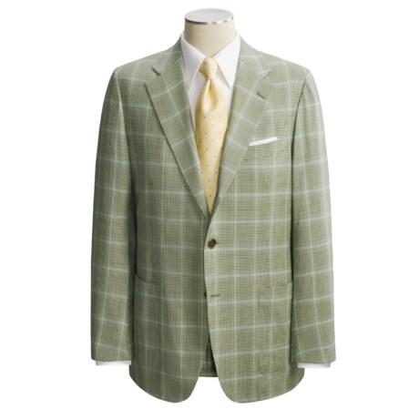 Belvest Mini-Houndstooth Sport Coat - Wool (For Men)
