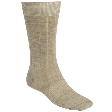 SmartWool City Slicker Socks - Merino Wool, Mid Calf (For Men)