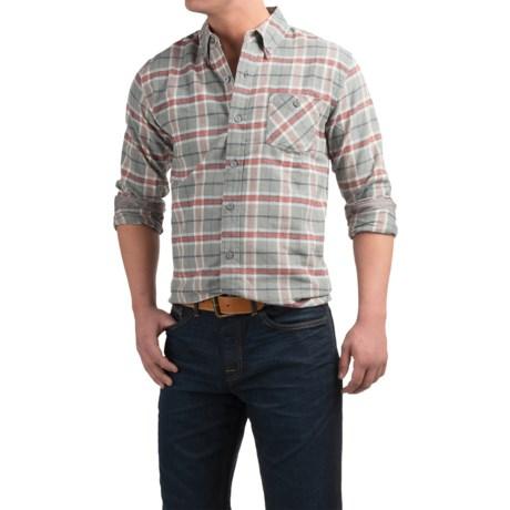 Weatherproof Plaid Flannel Shirt - Long Sleeve (For Men)