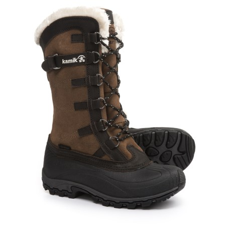 Kamik Citadel Pac Boots - Waterproof, Insulated (For Women)