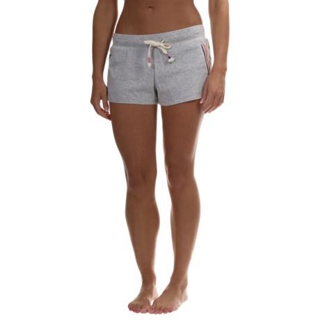 Jane and Bleecker Jersey Shorts (For Women)