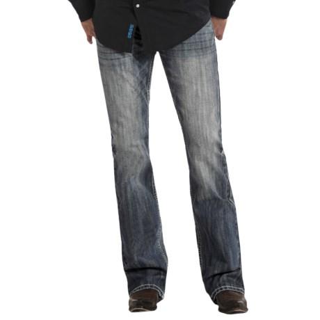 Rock & Roll Cowboy Pistol Multi V Jeans - Bootcut (For Men)