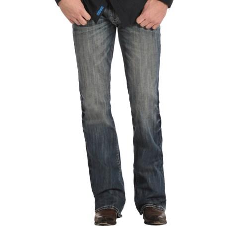 Rock & Roll Cowboy Pistol Simple V Jeans - Bootcut (For Men)