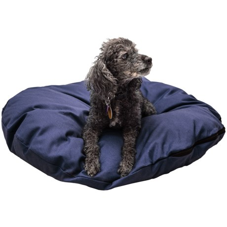 Restless Tails Round Dog Bed - Knife Edge, 30""