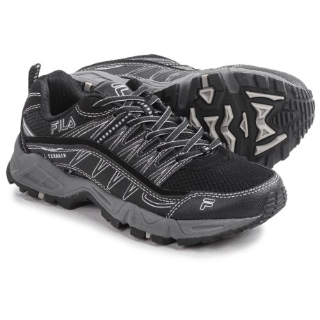 Fila AT Peake Trail Running Shoes (For Women)